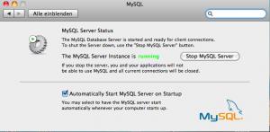 MySQL fertig 300x147 - Installation einer Webentwicklungumgebung mit den Bordmitteln von Mac OSX (Snow Leopard)